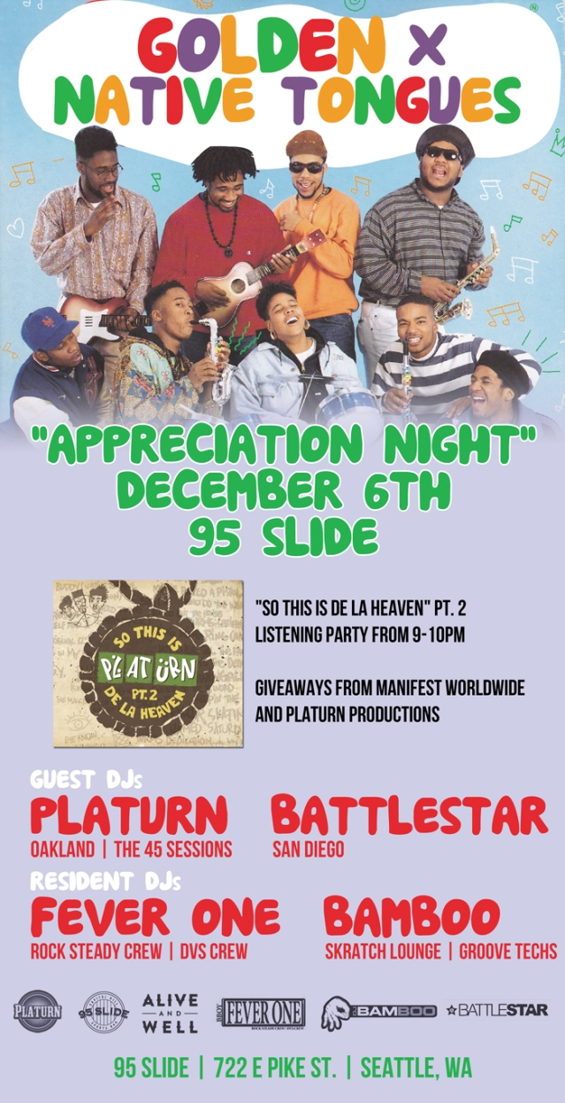 golden X native tongues tribute night_seattle