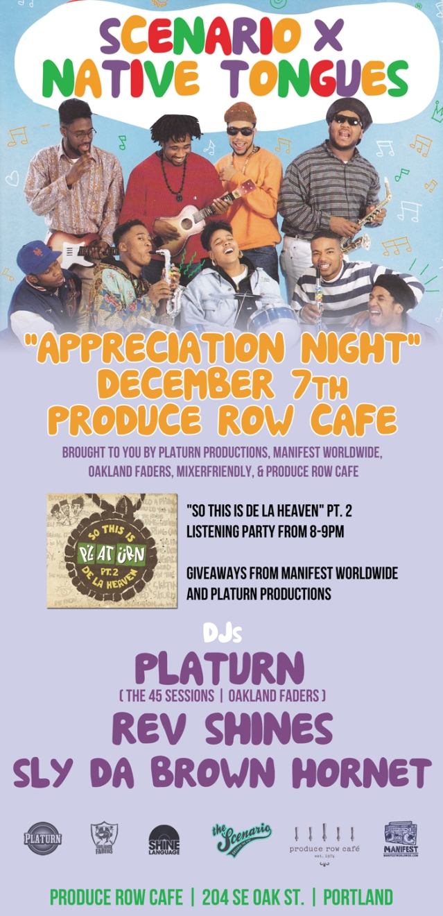 scenario X native tongues tribute night_portland