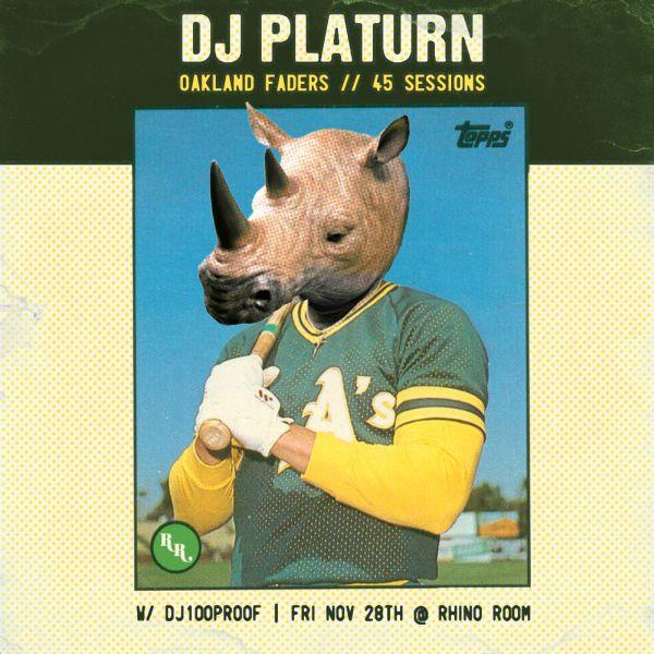 Platurn Rhino 11-28
